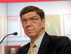 Clayton_Christensen_World_Economic_Forum_2013