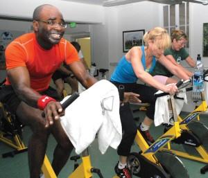 US Army gym workout